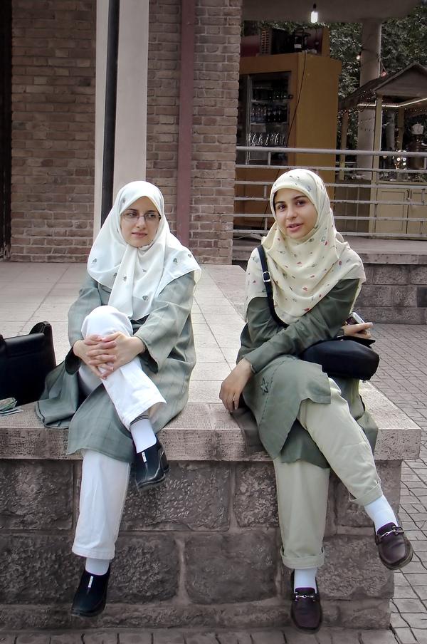 Часное фото мусульманских женщин 19 фотография